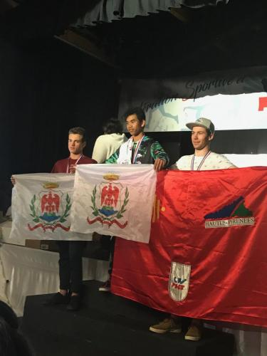 Fédéraux 2018 - Les 7 Laux - Podiums